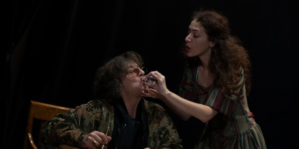 Le malade imaginaire, Alexandre Païta et Daniela Morina Pelaggi