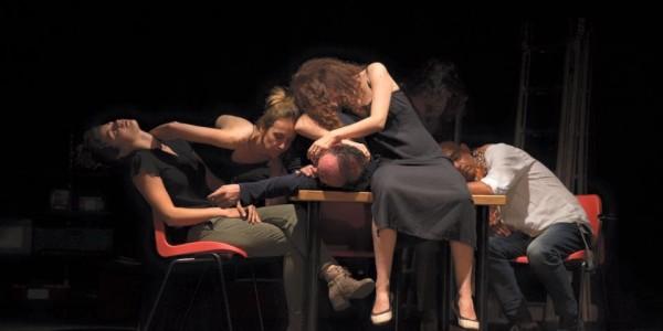Le médecin malgré lui, répétitions au théâtre des Grottes, Genève